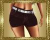 VG~ Brown Mini Shorts