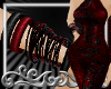 *h* Deb_Bracelets_Red