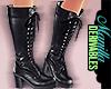 ! Vintage 21 Eye Boots