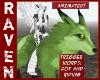 Animated Earth Fox