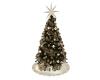 CD Gold Christmas Tree