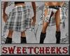 #Hot Shorts White