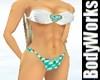 Aqua Heart Swimsuit