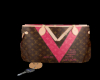 Designer Bag and Keys