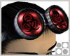 Goggles - Red Bio