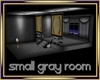 Small gray room