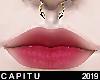 Lip tint red