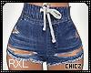 Cz!!Shorts Jeans RXL