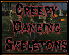 Creepy Dancing Skeletons