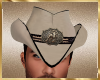 A6 Brown Cowboy Hat