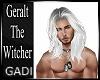 Geralt The Witcher Hair