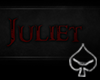 Juliet Name Plate