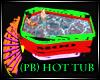 (PB) 6 seat Vamp Hot tub