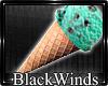 BW -Choco Mint Ice Cream