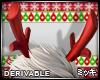 ! X-Mas Festive Horns