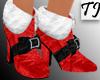^TJ^Santa Boots