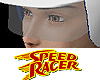 Speed Racer Helmet Visor
