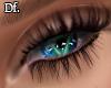 Df. Iris Planet Green
