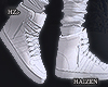 Hz. H shoe White
