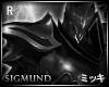 !Black Sigmund PauldronR