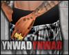 YN. Tyga Prnt Shalvar #3