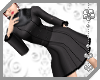 ~AK~ Posh Peacoat: Black
