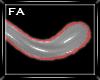 (FA)DemonKittyTail Red3