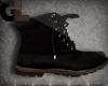  L  Dark Mahogany Boots