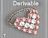 DEV - Heart 6 Bracelet R
