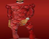 red gucci body suit fi m