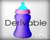 .LDs. Derivable bottle