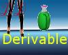 Derivabe Small Vase