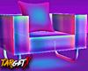 ✘ Glass Glow Seat