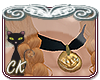 -CK- Princess Pendant