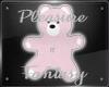 ~PF~ Pink Teddy (F)