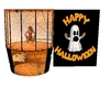 Halloween Dunking Booth