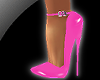 !! Buckled 7 Inch Pink