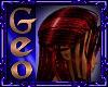 Geo Masiel(m) Ruby Red