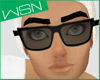 [wsn]GlassesWayfers-blk