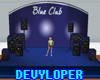 Blue Club Stage