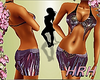 HRH Purple Sparkle Mini