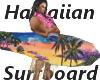 Hawaiian Surfboard