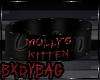 ⛧: My kitten's collar