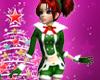 Christmas Reindeer GREEN