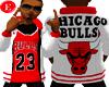 *CA* Bulls Jacket