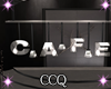 [CCQ]NC:Cafe Sign w/Ligh