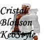 Cristal Blouson KeoStyle