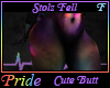 Stolz Fell Cute Butt F