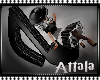 /A/ Dark Note Seat
