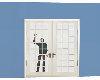 Add a Wall & Door blue